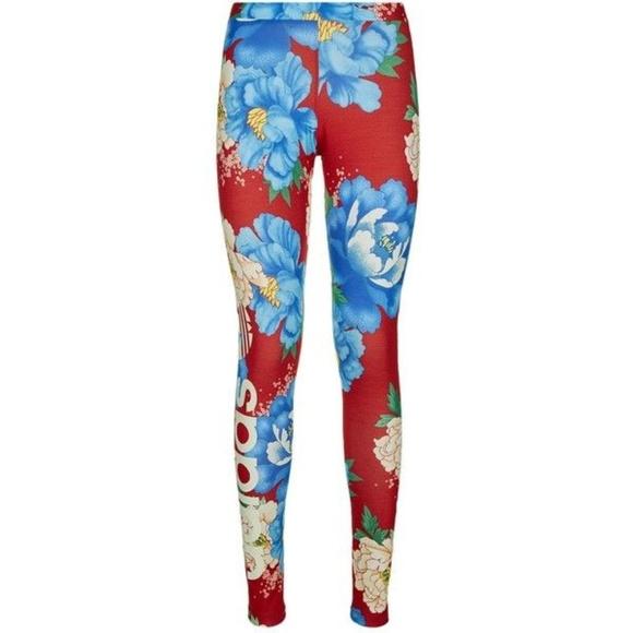 93af2b6a8faed adidas Pants   Womens Originals Xfarm Chita Linear Legging   Poshmark